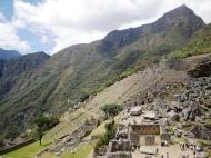 The Inca Trail to MachuPicchu