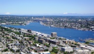 Loop Around Lake Union, Seattle