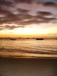Weekly Photo Challenge: Foreign in Boracay,Philippines
