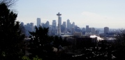 lunch break at Kerry Park