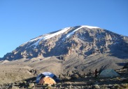 summit from Karanga camp