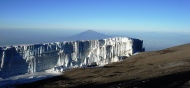 View from the Roof of Africa:Kilimanjaro
