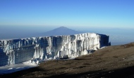 View from the Roof of Africa: Kilimanjaro