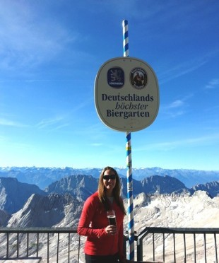 Germany's Highest Biergarten