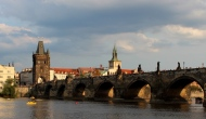 Walk This Way: Crossing the Charles Bridge in Prague