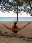 hammock at KendwaBeach