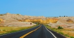 on the road through theBadlands-2
