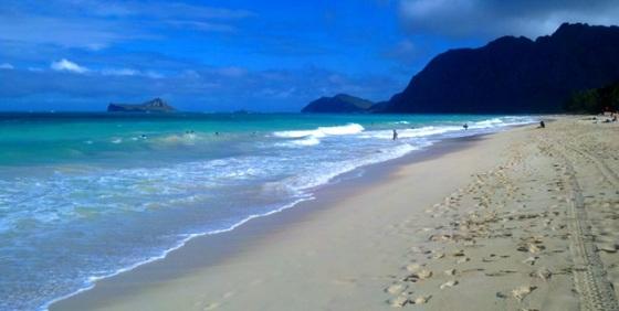 3-Waimanalo Beach