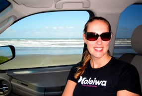 Along the Olympic Coast- WA