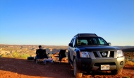 25 States: Our Xterra's Journey Across an Ocean and Across America
