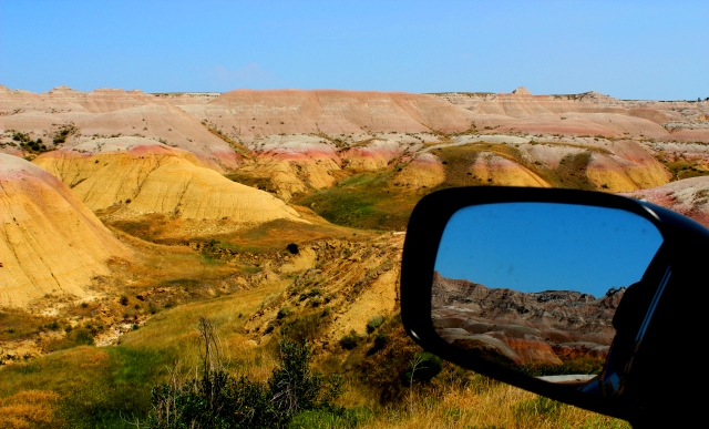 In the Badlands- SD