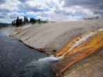 Grand Prismatic Springwaterfalls