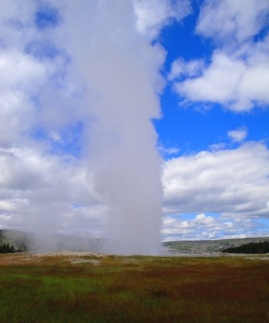 active Old Faithful
